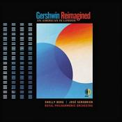 The Royal Philharmonic Orchestra Jos Serebrier Shelly Berg - Gershwin Reimagined: An American In London (Music CD