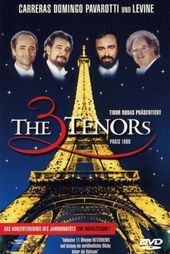 Three Tenors - Live In Paris