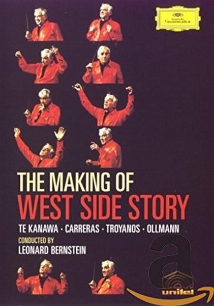 Bernstein - The Making Of Westside Story (DVD)