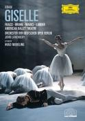 ADAM-GISELLE (LANCHBERRY)     (DVD) (DVD)