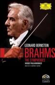 Brahms - Symphonies 1 - 4 - Leonard Bernstein/Wiener Philharmoniker(2 Disc) (DVD)