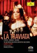 Verdi - La Traviata (Levine  Metropolitan Orchestra) (DVD)