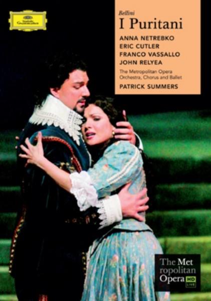 Bellini - I Puritani (Hughes  Metropolitan Opera Chorus) (DVD)