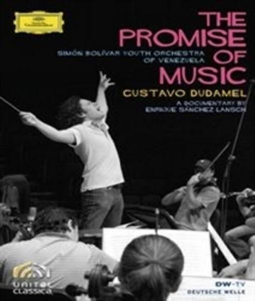 Dudamel - The Promise Of Music (Bolivar  Yo Of Venezuela) (DVD)