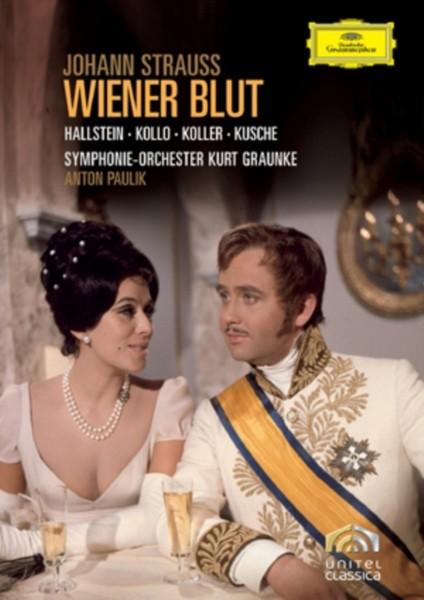 Strauss - Wiener Blut (DVD)