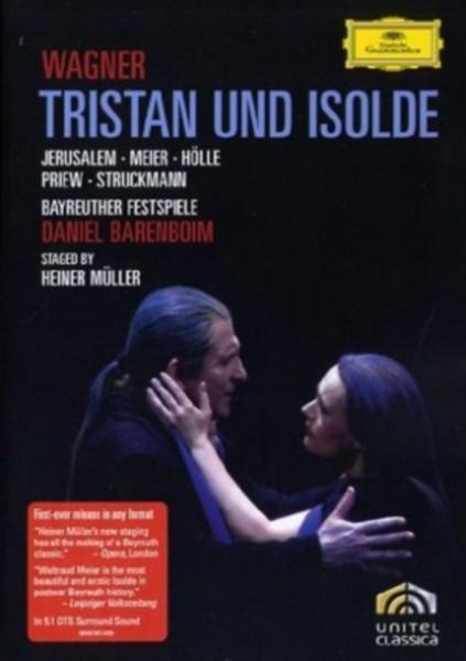 Wagner - Tristan Und Isolde (Barenboim) (DVD)
