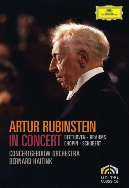 Various Composers - Rubenstein In Concert (Haitink) (DVD)