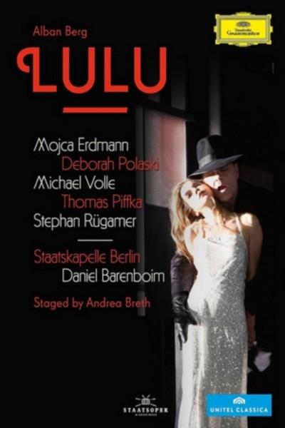 Lulu: Staatsoper Im Schiller (Barenboim) [2015] (DVD)