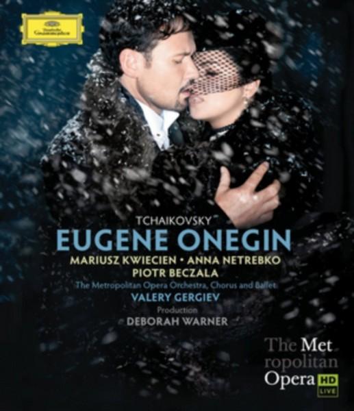 Eugene Onegin: Metropolitan Opera (Gergiev) [Blu-ray] [2014] (Blu-ray)