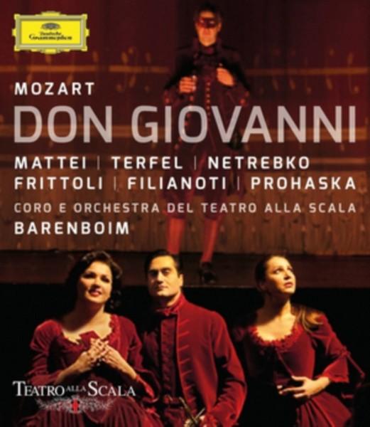 Bryn Terfel - Don Giovanni: Teatro Alla Scala (Barenboim) [Blu-ray] (Blu-ray)