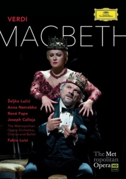 Macbeth: Metropolitan Opera (Luisi) [Blu-ray] [2015] (Blu-ray)