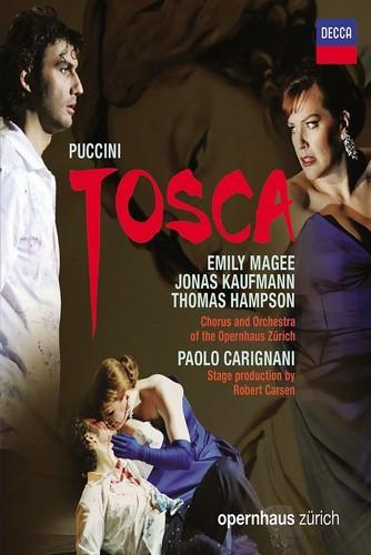 Tosca: Opernhaus Zurich (Carignani) [Blu-ray] [2013] (Blu-ray)