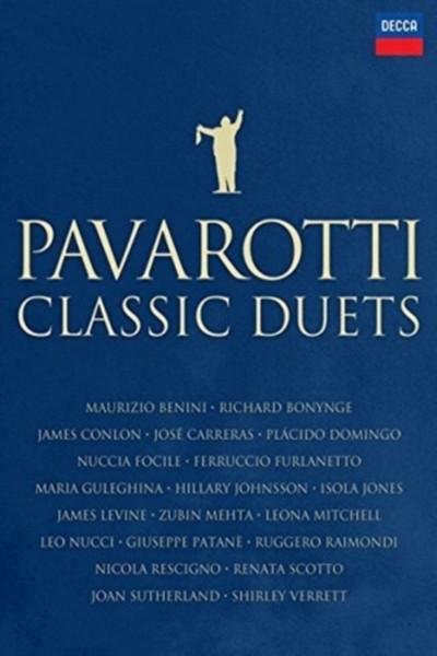 Luciano Pavarotti: Classic Duets [2014] (DVD)