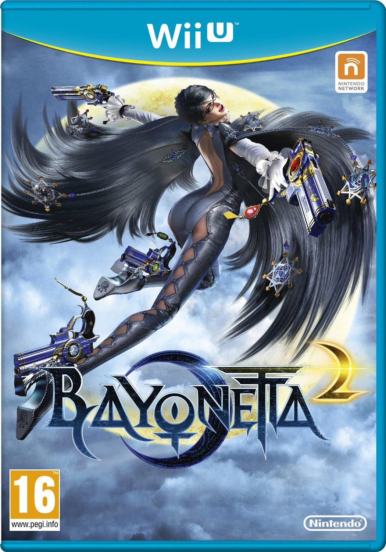 Bayonetta 2 (Wii U)