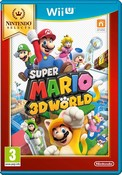 Super Mario 3D World (Wii U) (Selects)
