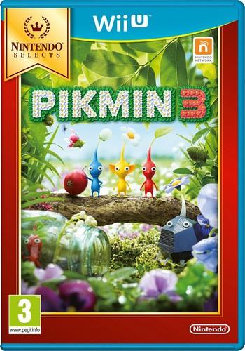 Pikmin 3 (Wii U) (Selects)