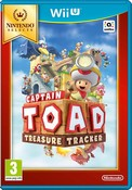 Captain Toad Treasure Tracker (Wii U) (Selects)