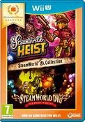 Steam World Collection: Steam World Heist + Steam World Dig eShop Selects (Nintendo Wii U)