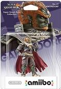 Nintendo Amiibo Character - Ganondorf (Wii U / Nintendo 3DS)