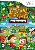 Animal Crossing: Lets Go to the City - Selects (Wii)