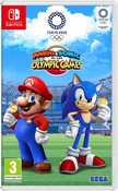 Mario & Sonic at the Tokyo 2020 Olympic Games (Nintendo Switch)