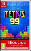 Tetris 99 + NSO UK Subscription (Nintendo Switch)