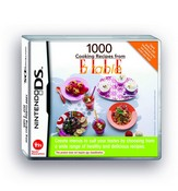 1000 Cooking Recipes from Ella A Table (Nintendo DS)