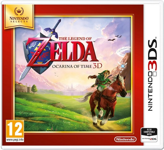 The Legend of Zelda: Ocarina of Time Selects (Nintendo 3DS)