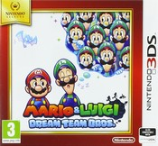 Mario and Luigi: Dream Team Bros. Selects (Nintendo 3DS)
