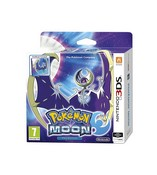 Pokemon Moon Steel Book (Nintendo 3DS)