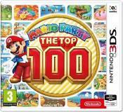 Mario Party: The Top 100 (Nintendo 3DS)