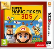 Super Mario Maker (Nintendo 3Ds) (Selects)