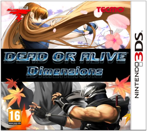 Dead or Alive: Dimensions (Nintendo 3DS)