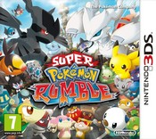 Super Pokemon Rumble (Nintendo 3DS)