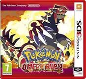 Pokemon Omega Ruby (Nintendo 3DS)