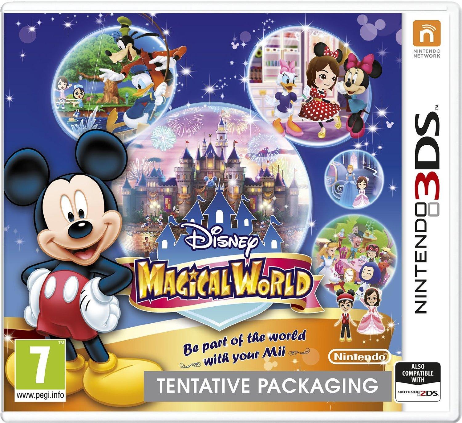 Disney Magical World (Nintendo 2DS/3DS/3DS XL)