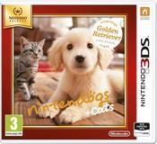 Nintendogs & Cats Golden Retriever Selects (Nintendo 3DS)