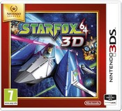 Star Fox 64 Selects (Nintendo 3DS)