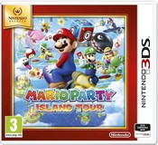 Mario Party Island Tour Selects (Nintendo 3DS)