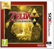Legend of Zelda A Link Between Worlds Selects  (Nintendo 3DS)
