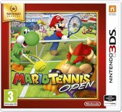 Mario Tennis Open Selects (Nintendo 3DS)