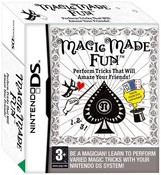 Magic Made Fun (Inc Pack of Cards) (Nintendo DS)