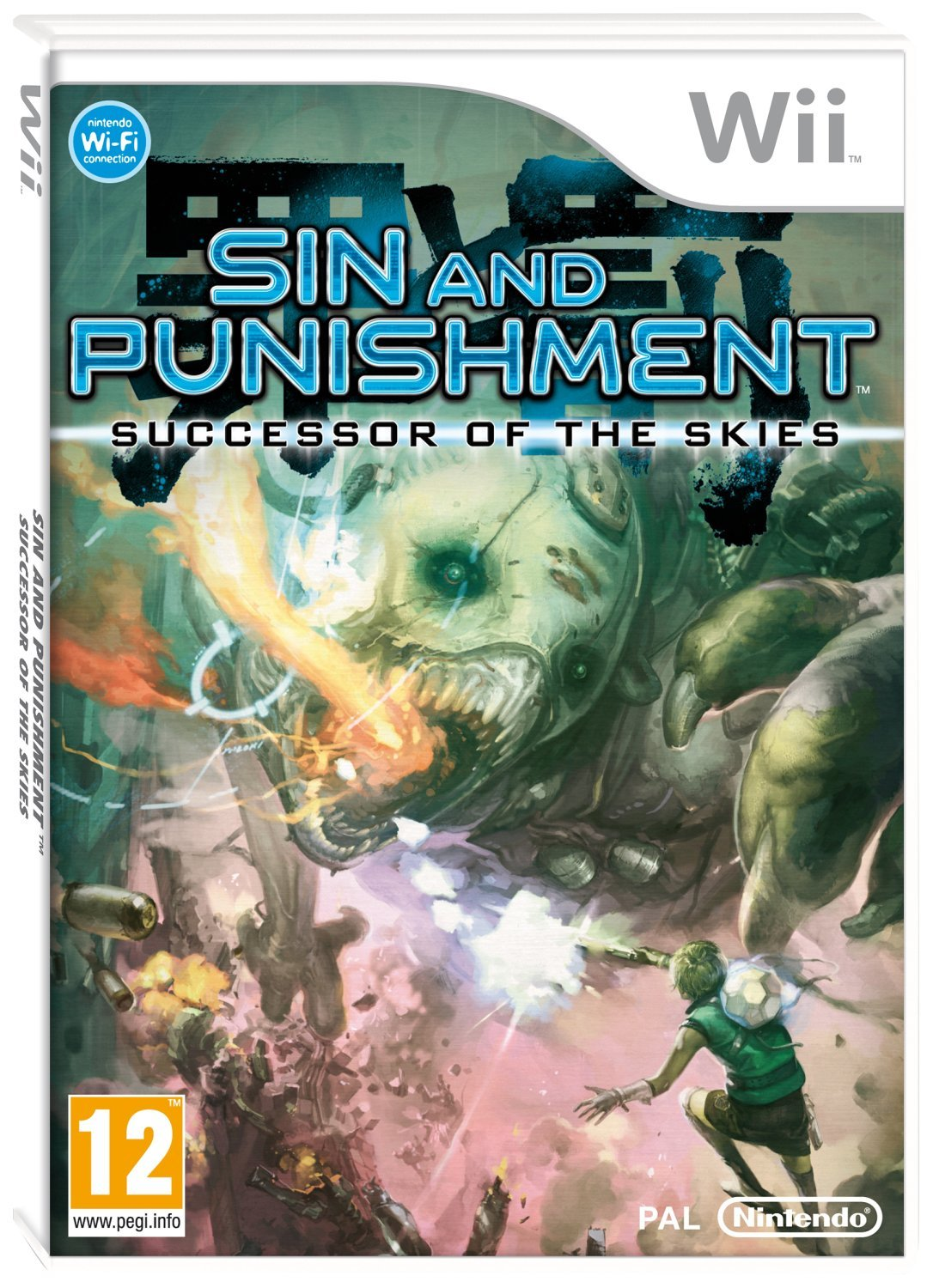 Sin and Punishment: Successor of the Skies (Wii)