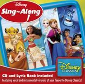 Various Artists - Disney Sing-Along: Disney Classics (Music CD)