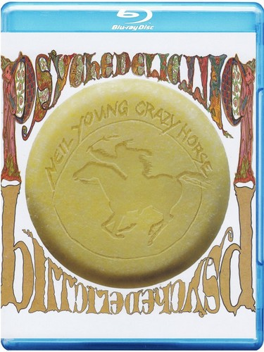 Neil Young - Psychedelic Pill (Blu Ray)