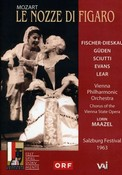 Mozart / Evelyn Le Nozze Di Figaro - Salzburg Festival (Maazel) (DVD)