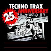 Various Artists - Techno Trax (25 Years Anniversary) (Music CD)