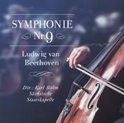 Ludwig van Beethoven: Symphonie Nr. 9 (Music CD)