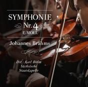 Johannes Brahms: Symphonie Nr. 4 e-moll (Music CD)