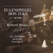 Richard Strauss: Eulenspiegel; Don Juan (Music CD)